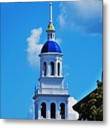 The Eliot House Tower, Harvard Metal Print