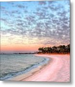 The Emerald Coast Metal Print by JC Findley