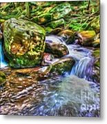 The Emerald Forest 2 Metal Print