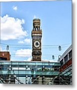 The Emerson Bromo-seltzer Tower Metal Print