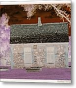 The Enchanted Cottage Metal Print