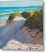 The Entrance Dunes Metal Print by Graham Gercken
