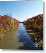The Erie Canal Metal Print