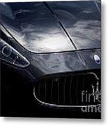 The Essence Of Maserati Metal Print