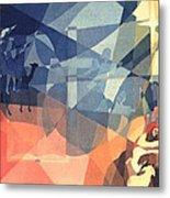 The Event 1965 Metal Print by Glenn Bautista