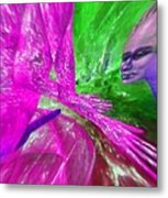 The Explosion Of Longing Metal Print