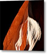 The Eye Of Lower Antelope Canyon Metal Print
