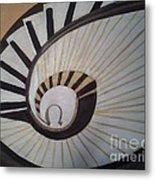 The Eye Of Stairs Metal Print