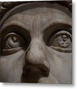 The Eyes Of Constantine Metal Print