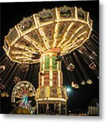 The Fair Metal Print