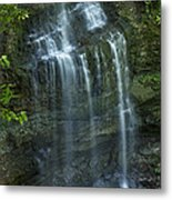 The Falls From Above Metal Print