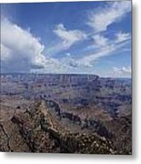 The Famous Grand Canyon Metal Print
