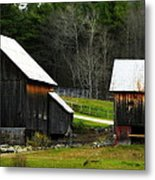 The Farm  Metal Print