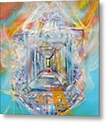 The Fathers House Metal Print