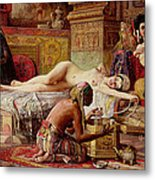The Favorite Of The Harem Metal Print