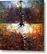 The Fire Of Forest-the Fire Of Heart Metal Print