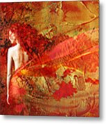 The Fire Within Metal Print by Jacky Gerritsen