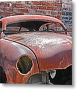The Fixer Upper Metal Print