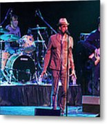The Fixx - Beautiful Friction Metal Print by Anthony Gordon Photography