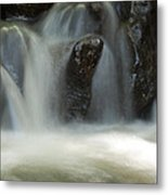 The Flow Metal Print