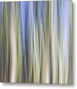 The Flow Of Light Iv Metal Print