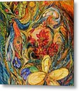 The Flowers Of Holy Land Metal Print