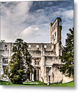 The Forgotten Abbey 2 Metal Print