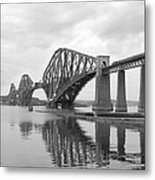 The Forth II Metal Print by Mike McGlothlen