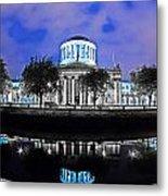 The Four Courts 5 - Dublin Ireland Metal Print