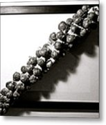 The Framing Of Brussels Sprouts Metal Print