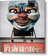 The Funhouse Metal Print