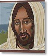 The Galilean Jesus 266 Metal Print
