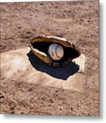 The Game Metal Print by Bill Cannon