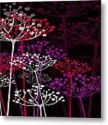 The Garden Of Your Mind 3 Metal Print