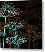 The Garden Of Your Mind 4 Metal Print