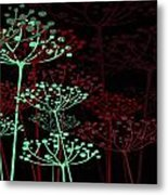 The Garden Of Your Mind 6 Metal Print