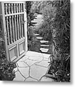 Special Pricing The Garden Path Metal Print
