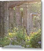 The Gardens Metal Print