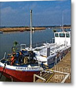 The George Campbell  Metal Print
