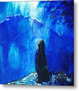 The Gethsemane Prayer Metal Print