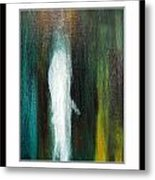 The Ghost In You Metal Print