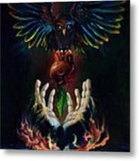 The Gift Metal Print by Kd Neeley