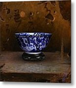 The Gilded Moon Metal Print by Bruno Capolongo