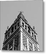 The Giralda Metal Print