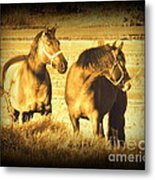 The Girls Metal Print