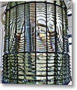 The Glass Beehive  Metal Print
