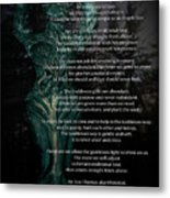 The Goddess Way Metal Print