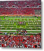 The Going Band From Raiderland Metal Print