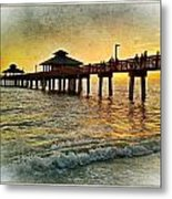 The Golden Age Metal Print