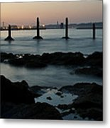 The Golden Hour Metal Print
